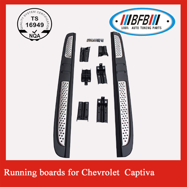 side running board side step for Chevrolet