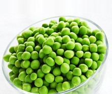 Good quality grade A/B Iqf/frozen green peas in 10kg/500g