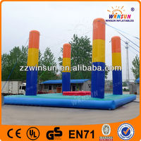 Best made in China inflatable jumping bungee for kids and adults