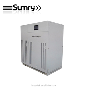 Hot High Frequency Single Phase True Online UPS 6KVA Working For Computer