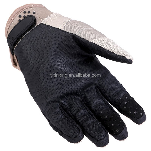 military hand gloves/soft leather gloves with wool for winter