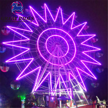 City eyes large ferris wheel sky wheel for sale