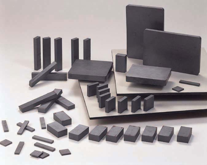 Strong Block Ferrite Magnet/Magnets/Ferrite magnets