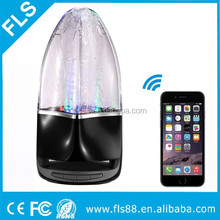 LED Bluetooth Water Dancing Fountain color changing water speaker