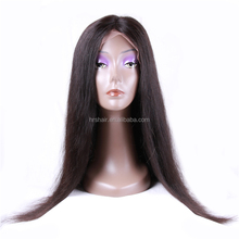 Long cheap braided wigs for black women,honey blonde human hair full lace wig,high ponytail full lace wigs for small