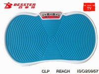 BEST 2015 new home flex ab slim fitness equipment crazy fit massage vibrating plate fitness machine as seen on tv