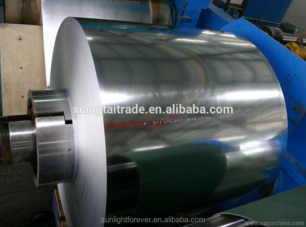 Aluminum zinc roofing wave sheet galvanized steel coil