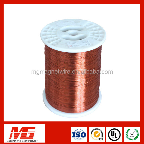 0.10mm Electrical Resistance Copper Conductor Magnetic Wire