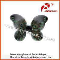 Feather Butterfly Decoration Product