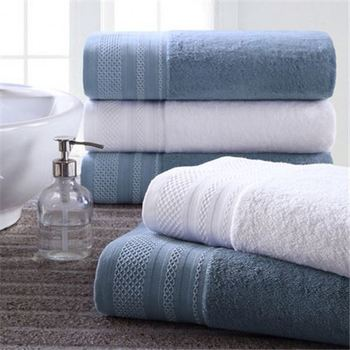china alibaba mini foreign trade cotton bath towel