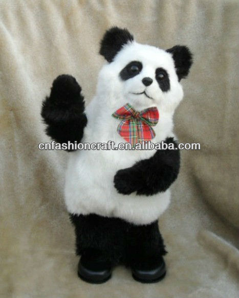 2013 Electric Plush Music Sing Dancing panda