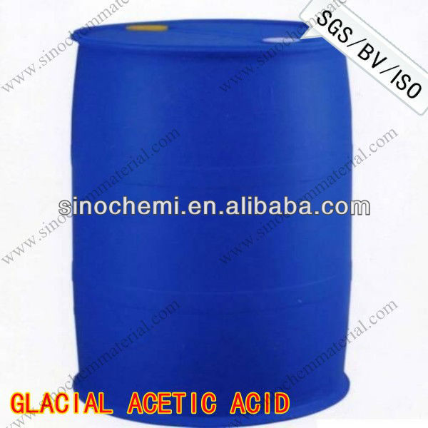 High purity factory supply directly 99% acetic acid glacial food grade