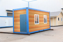 waterproof hungary welded 20 competitve price mobile container house