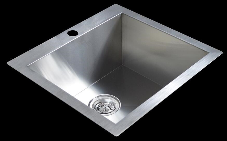 Stainless steel 304/201 wash basin kitchen sink item:5349-13