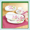 most popular durable square porcelain tableware , microwave safe dinner set, exclusive dinnerware