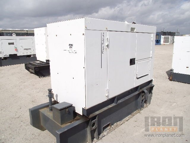 MQ Power DCA-45SSIUII Generator