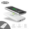 original for Iphone8 Wireless charger Power Bank universal external usb backup power bank battery 10000mah for Iphone8