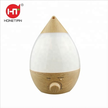 best sellers wooden 2.8L original No Noise electric certification air purifier Ultrasonic Remote Aromatherapy Humidifier