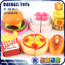 Kids play house food playset simulation plastic pastry desserts cake toy