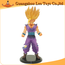 Factory OEM Hot Toys Action Gohan Plastic Mini Figure For Kids