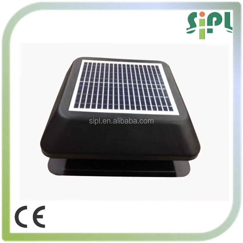 Poultry air vents solar roof fan solar power kits air fan