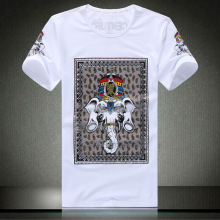 annimal photo printing 100%cotton t shirts for men