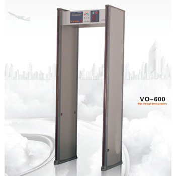 Muliti zone door frame metal detector factory view muliti for Door zone llc