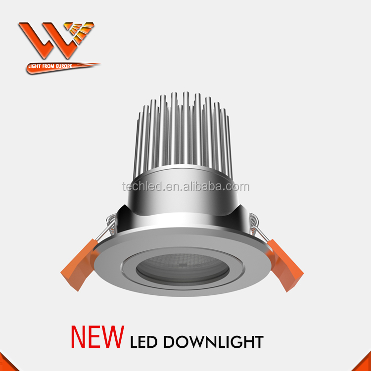 Dali Dimmable Ceiling Recessed Cob Led Downlight