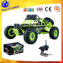 2.4G 1:12 R/C electric high speed car 4WD climbing truck WL12428