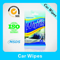 Car Tire Wipe