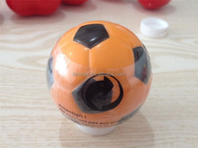 Promotional Ball Shape Solid foam inside PU anti stress Soccer ball with customized logo printed