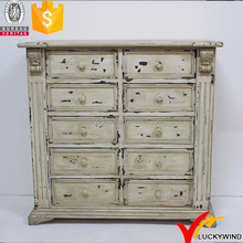 Reproduction Fsc Wooden Cabinet Shabby chic vintage antique furniture