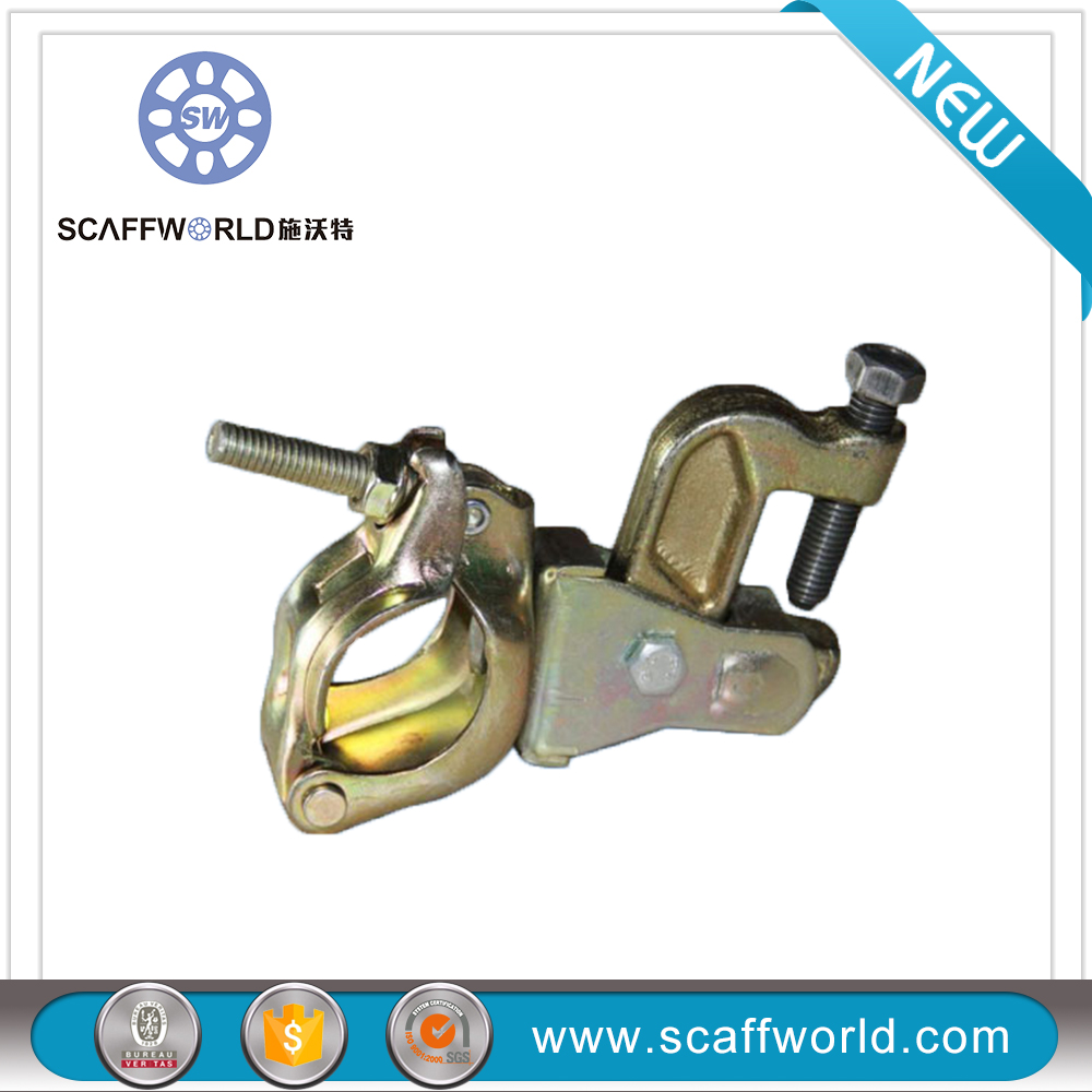 BS1139 Galvanized Scaffolding Joint Clamp