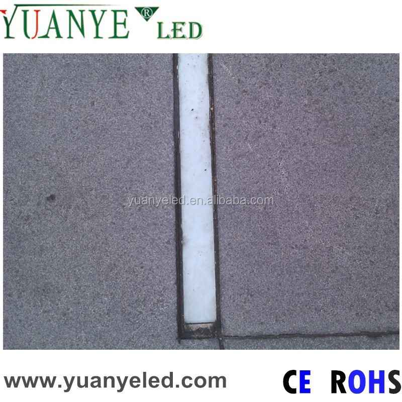 18w ip67 led lights in concrete