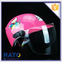Cute pink children helme for sale