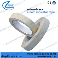 Adhesive Autoclave Sterilization Indicator Tape Medical