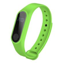 Heart Rate monitoring Pedometer Sleep monitor IP67 Waterproof Fitness <strong>Watch</strong> M2 <strong>Smart</strong> Bracelet