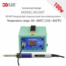 esd Hanging high-frequency lead-free soldering station soldering iron 100w