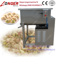 Automatic Vegetable Blender Stuffing Mixer Stainless Steel Food Mixer