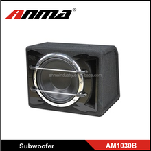 "Hot sale 12inch subwoofer high power car subwoofer /18"" subwoofer speaker box"