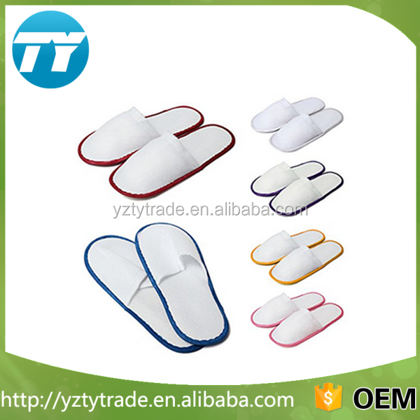 Disposable Men Gender Non-Woven Paper Slipper