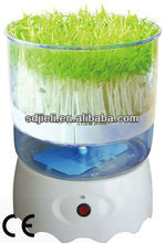 Bean Sprouter/sprout maker/Seed sprouter/CE certificate/kitchen appliance/bean sprout, wheat grass growing