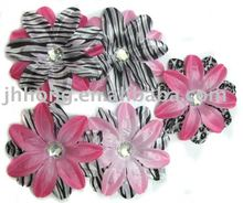 2 layers Tropical Lily Flower/hair accessory