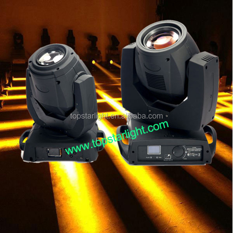 china market of electronic wholesale super moving head dage 200w 5r sharpy beam moving head light