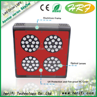 Professional Lighting High Lumem Panel Grow Kits200w-1600w Led Grow Light 12 Bands Full Spectrum Growing Panel for Medical Plant