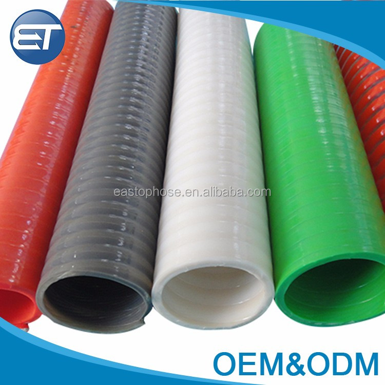 pvc suction flexible agriculture farming water hose