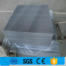 carbon steel Expanded Metal security Mesh For Window Protection