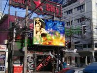 Free sample 0 down payment p16 led advertising digital displaysign