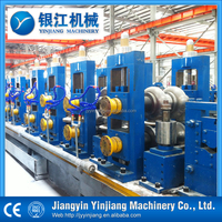 High frequency pipe welding machine