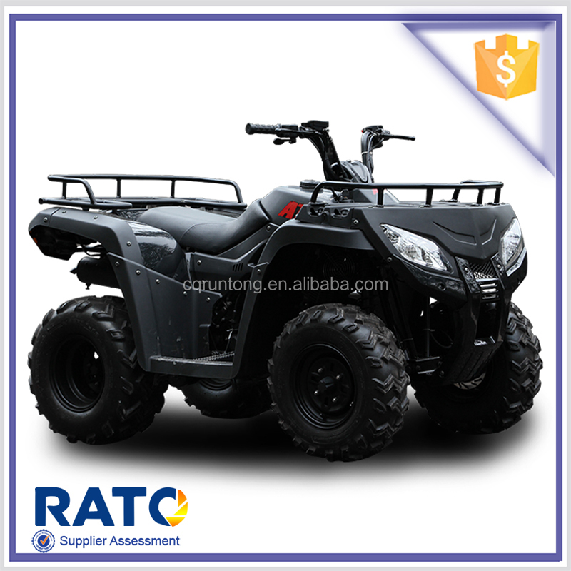 Chinese cheap shaft drive transmission 250cc ATV with disc brake